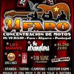 Cartel 34 Concentracion de Faro